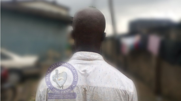 Kidnapped Man Rejected By Ritual Killers Because Of Scar On His Head (Photo)