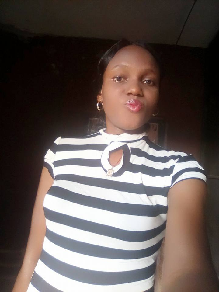 UNIZIK Student Cries Out As Fire Guts Her Hostel Room In Anambra