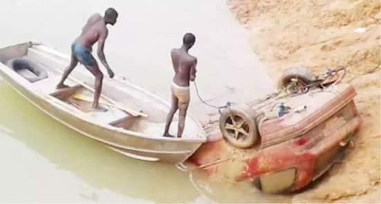 Another Saloon Car Found In Jos Pond As Army Reveals Next Line Of Action