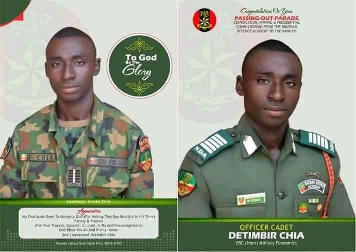 Boy Who Found Military Plane After Crashing In Benue, To Become Army Officer