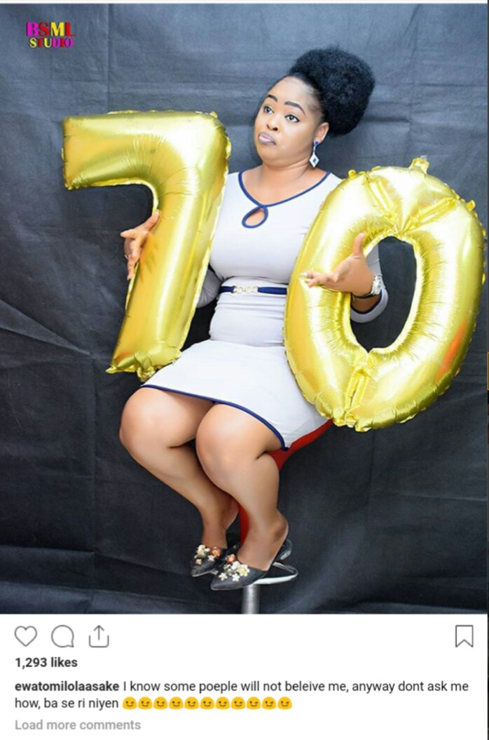 Slay Queen Claims 70-year-old On Her Birthday. See Reaction