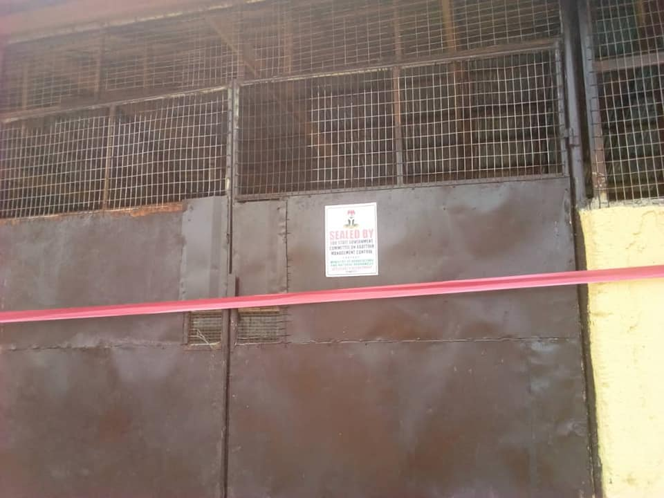 Government Shuts Down Illegal Abattoir In Edo State
