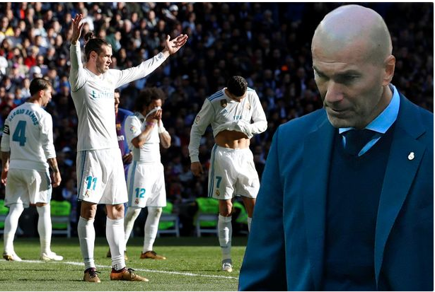 Revealed! The Player That Made Zinedine Zidane Quit Real Madrid As Coach
