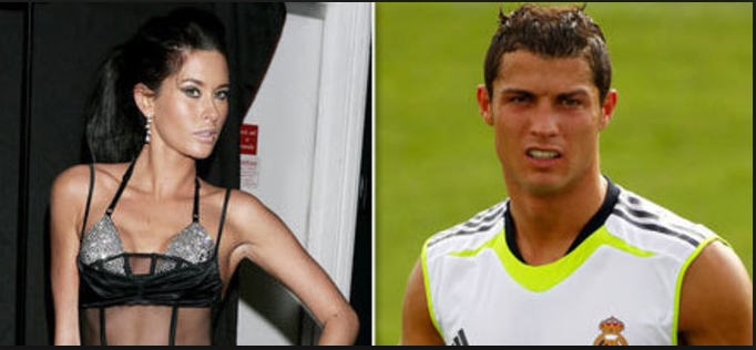 Meet The Model Who Once Drove To Cristiano Ronaldo's House Nakked For Sex