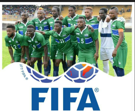 FIFA Bans Sierra Leone From World Football Activities