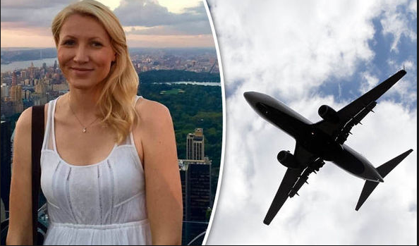 How Female Teacher Had Sex With 16-Year-Old Student In A Plane Toilet