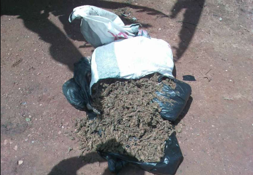 Members Shocked After Finding Bag Of Marijuana Inside Church