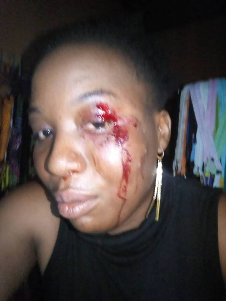Lady Allegedly Assaulted By Soldier In Abuja After 'Calling Her Harlot'