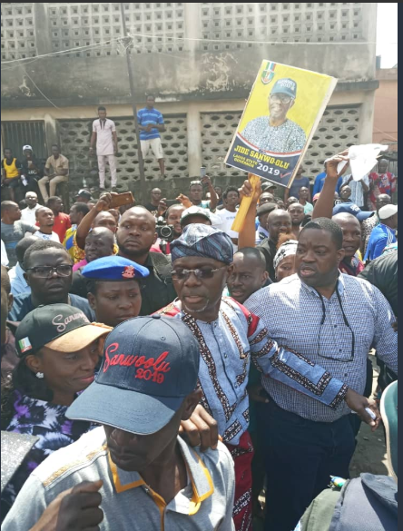 NWC Panel Declares Sanwo-Olu Winner of Lagos APC Primary