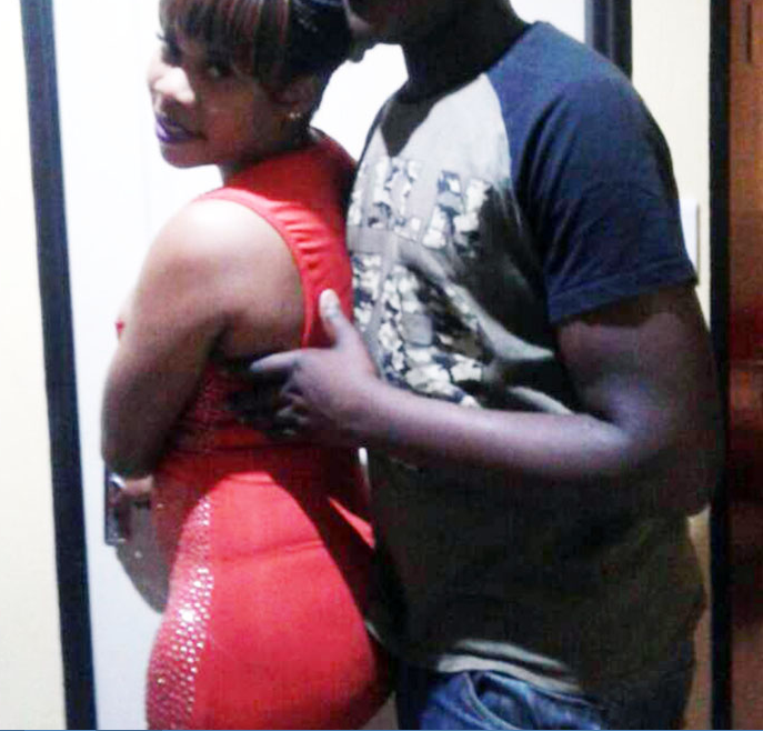 Robert Mugabe's Son Spotted Getting Cozy With Exotic Dancer