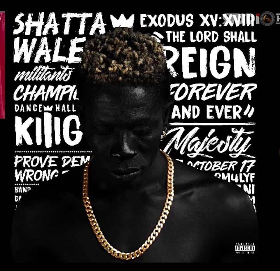 Shatta Wale Reign Full Free Download