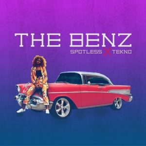 Spotless ft Tekno The Benz Mp3 Download