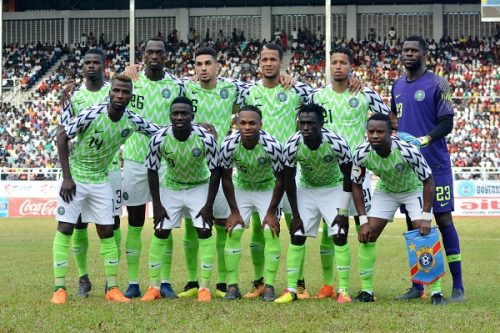 Ahmed Musa, Iwobi, Iheanacho, Onazi Hit Eagles Camp As Libya Arrive Today
