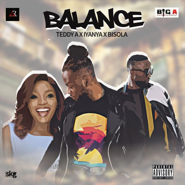 Teddy A ft Iyanya Bisola Balance Mp3 Download