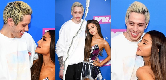 Ariana Grande and Pete Davidson Split After Four Months Of Engagement