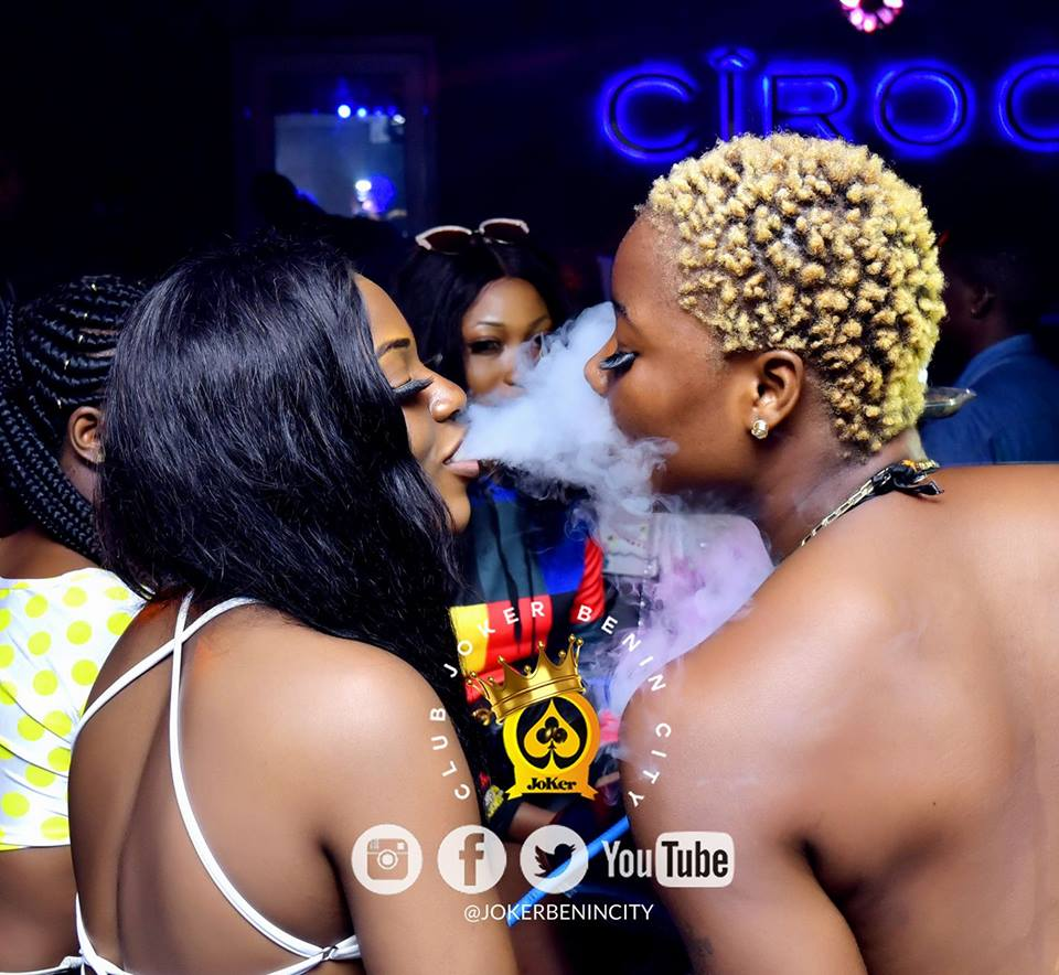 Photos From A Birthday Bash At A Nightclub In Benin, Edo State