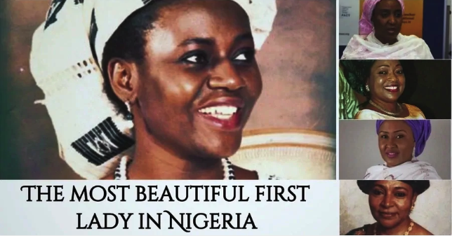 Leading 5 Most Stunning First Ladies In Nigeria