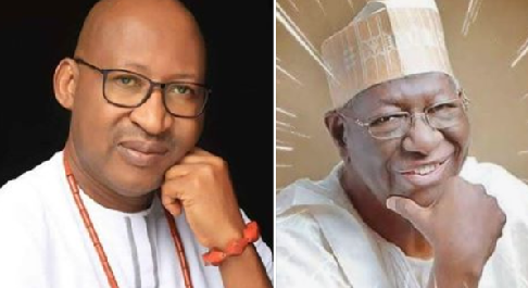 Patrick Obahiagbon Pays Tribute To Late Anenih, But His Family Won't Be Able To Read It