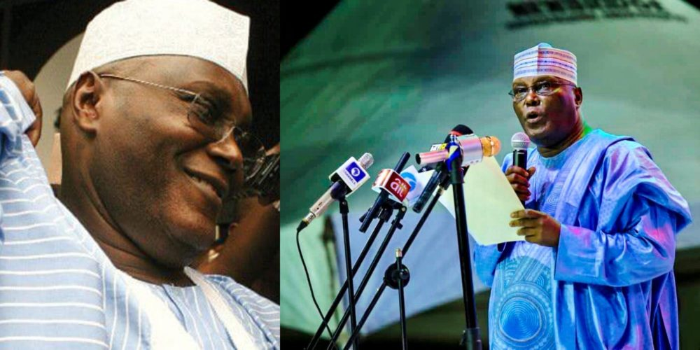 """Thank you for choosing me"" – Atiku Abubakar Tweets After Victory At The PDP Primaries"