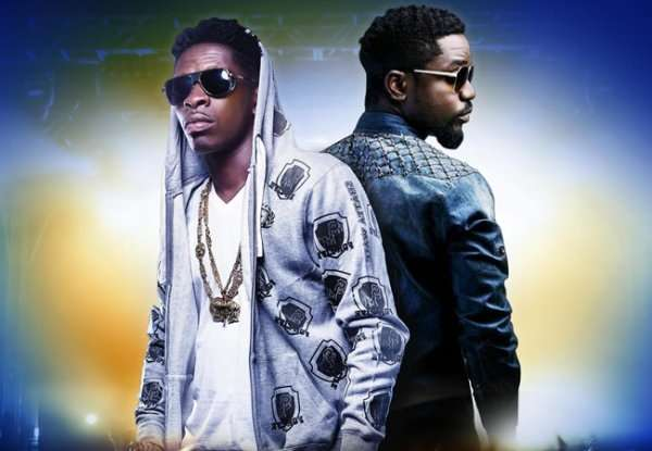 Beef Alert! Twitter Reacts As Sarkodie Goes Off On Shatta Wale In New Diss Track (Watch)