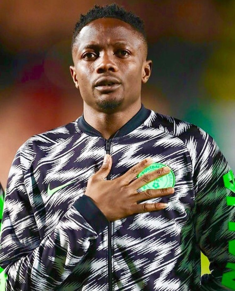 Ahmed Musa Slams Fans Who Attack Him For Singing Christian Songs