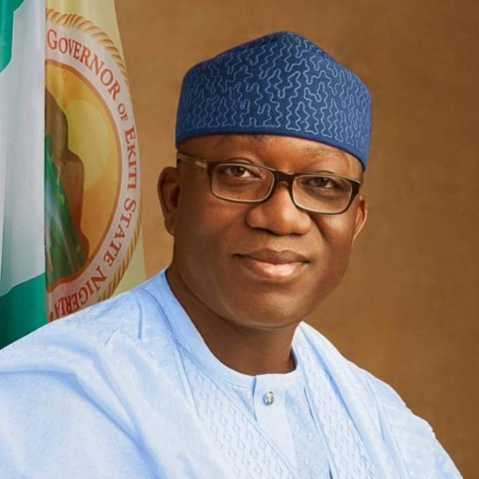 Kayode Fayemi Reinstates Five Permanent Secretaries Sacked By Ayodele Fayose, To Get Salary Arrears