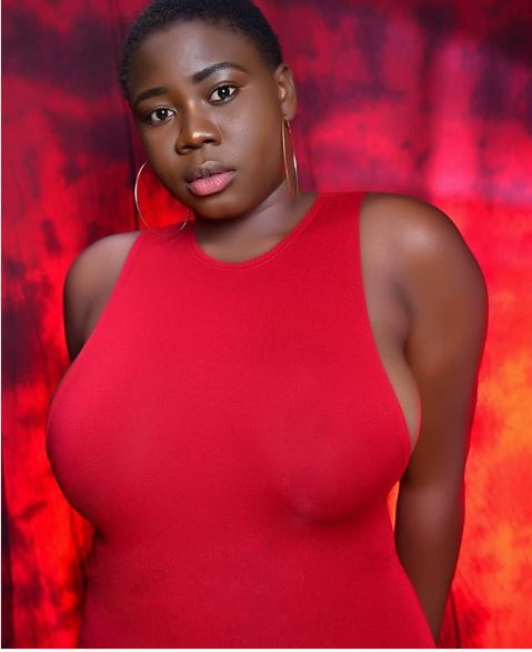 Busty Upcoming Actress Shares Sultry Photos