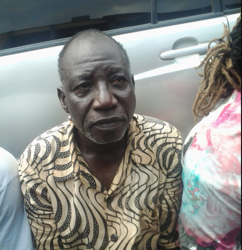Man Arrested For Inserting Finger Into Girl's Private Part In Lagos (Photo)