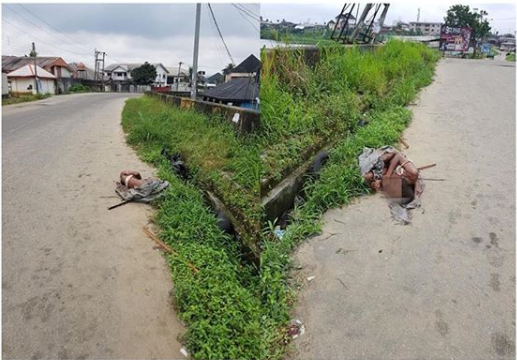Man Tied Up In A Sack After Being Murdered In Rivers