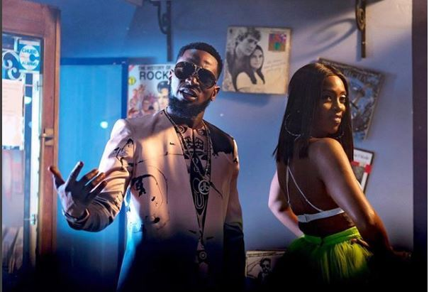 D'Banj Shake It Ft Tiwa Savage MP3