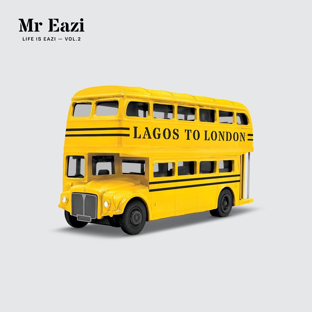 Mr Eazi Lagos Gyration ft Lady Donli Mp3 Download