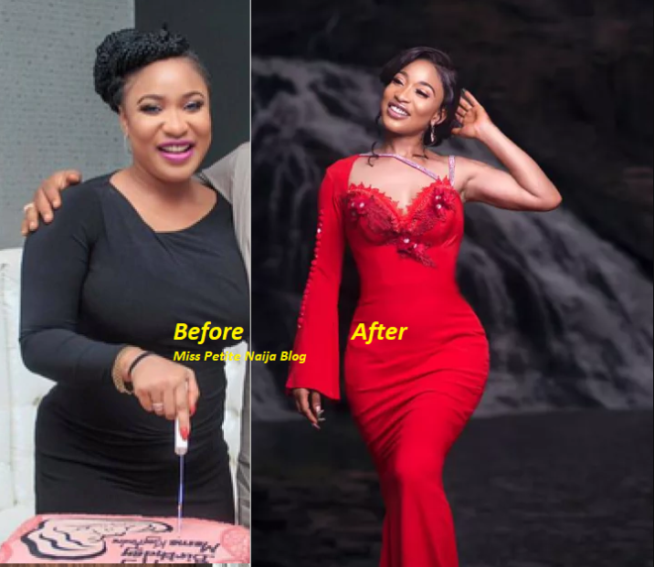 Plastic Surgery: 7 Nigerian Female Celebrities Accused Of