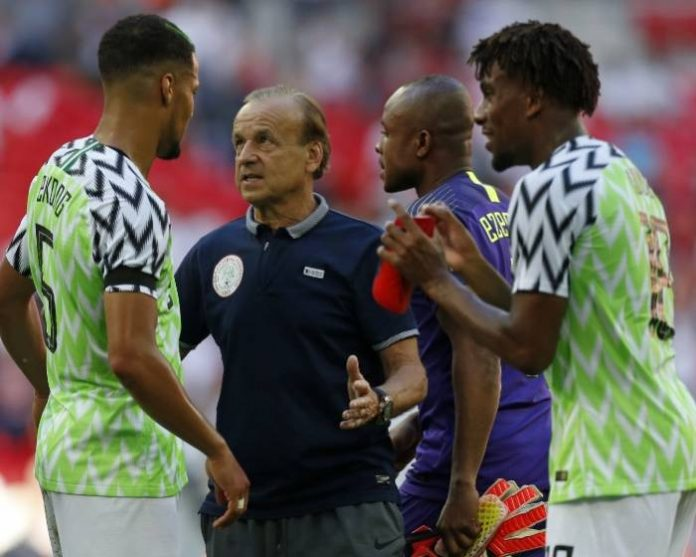 Door still open for Mikel Obi, others to make 2019 AFCON squad – Gernot Rohr says
