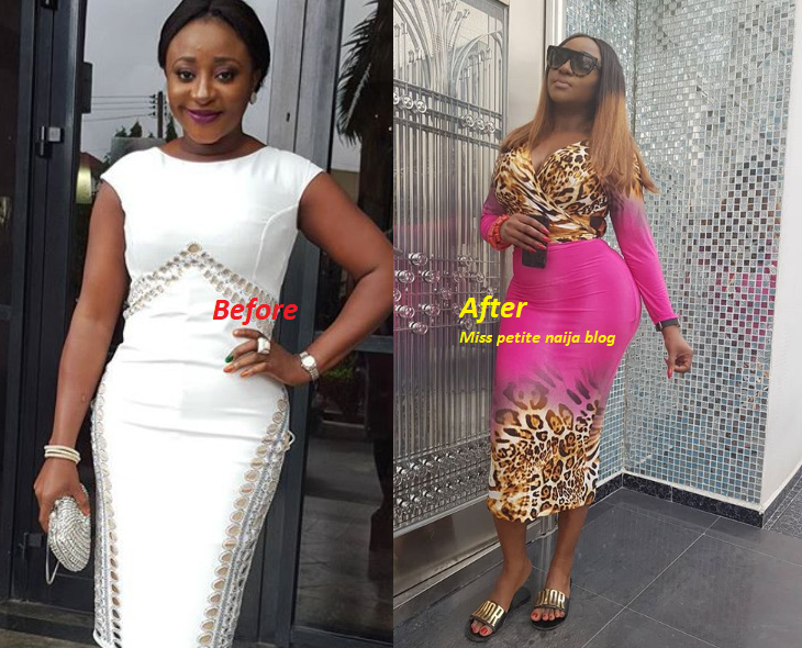 Plastic Surgery 7 Nigerian Female Celebrities Accused Of Going Under The Knife Celebrities Nigeria