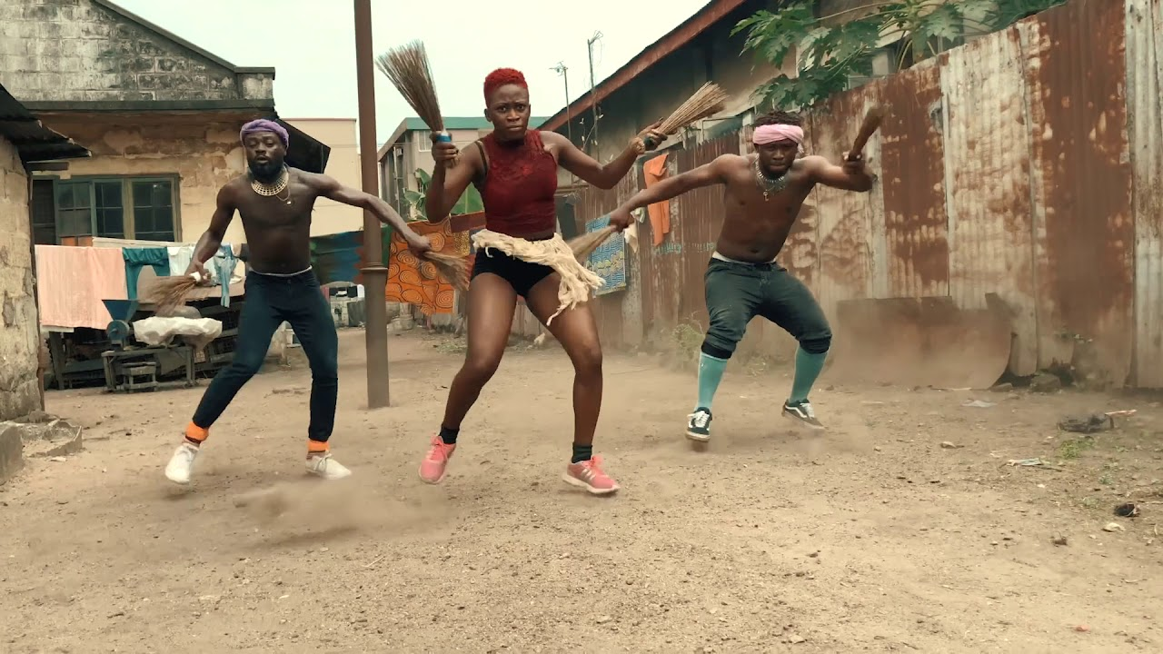 Patoranking x Westsydelife – Everyday Dance Video