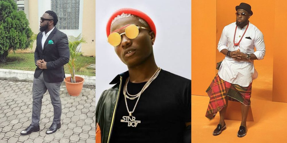 Dancehall Artiste Timaya Begs Wizkid For His Stew In Hilarious Tweet