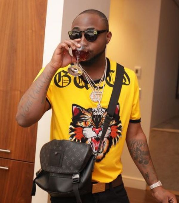 "Davido's ""Fall"" makes history"