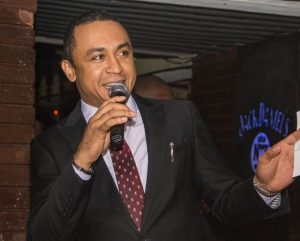 Daddy freeze condemns the name Jesus
