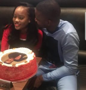 Nigeria celebrities that are dating themselves