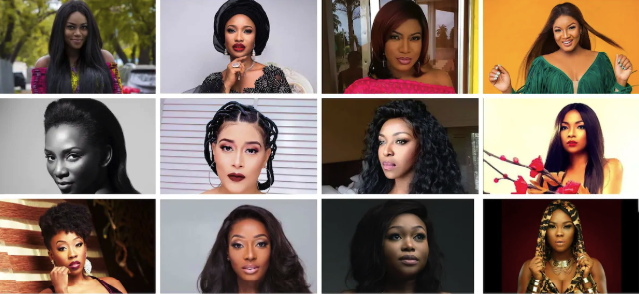 Full List Of Prettiest Upcoming Actresses In Nollywood (Photos)