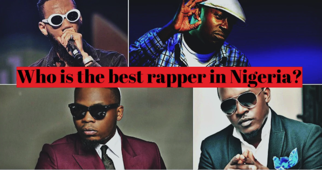 Top 20 Hottest Nigerian Rappers In 2018