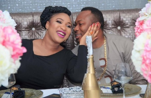 Tonto Dikeh & Ex- Husband Shade Each Other Again