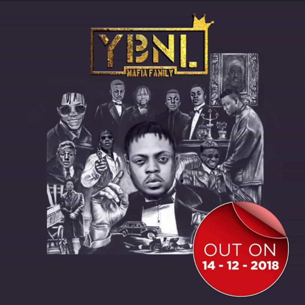 Download Olamide YBNL Mafia Family Zip, Mp3 & iTunes
