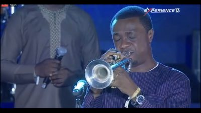 VIDEO: Nathaniel Bassey Full Performance At The Experience 2018