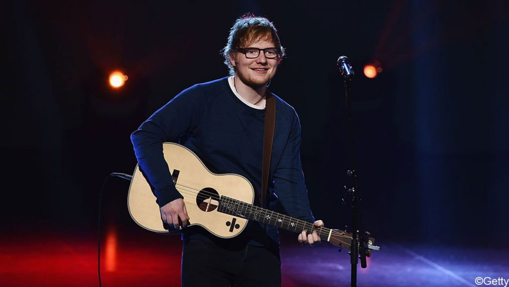 Ed Sheeran Earns £342m in 2018, Smashes Record For Most Money Made On Tour In A Single Year