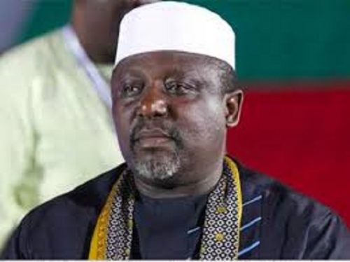 'Nobody Can Stop me from Becoming President in 2023' – Okorocha