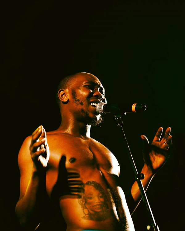 Seun Kuti gets a Grammy Nomination!