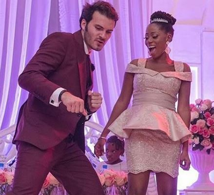 'Your Pure Heart Saved Mine' – Tosyn Buknor's French Husband Writes Touching Tribute To Her