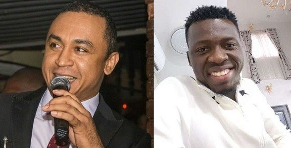 """""""How many church has fallen since you stopped paying tithes?""""- Akpororo replies Daddy Freeze"""