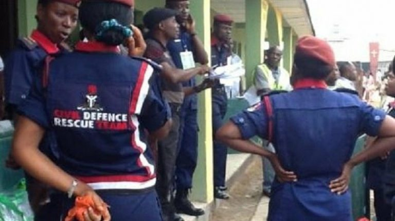 NSCDC Arrests Two Men For Selling 2020 UTME Forms Above Prescribed Fees